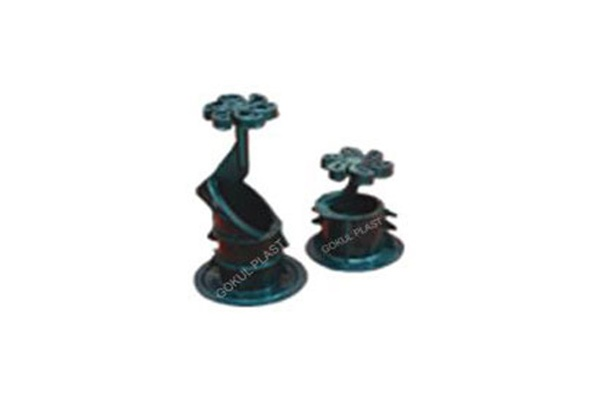 HDPE Target Nozzles