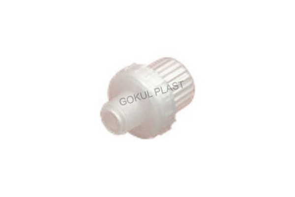 pp button strainer exporter in ahmedabad