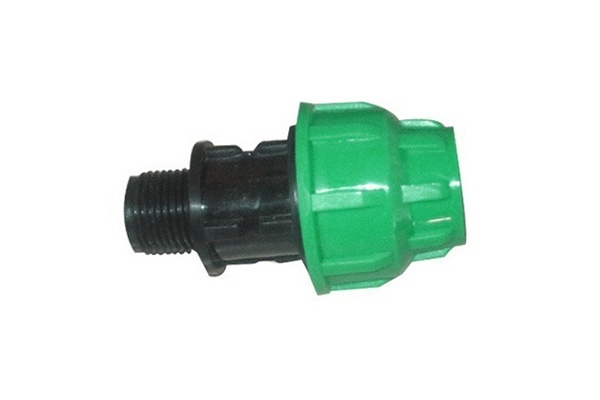 PP Male Threaded Adopter Manufacturer