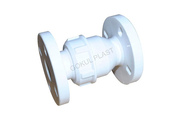 PP Nrv Flange End