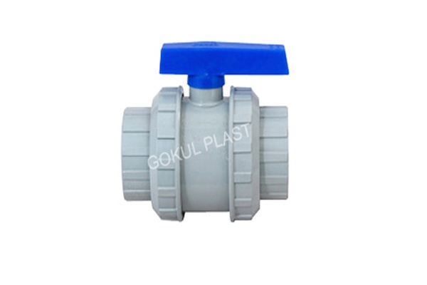 PP Union Ball Valve