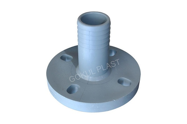 PP Hose NiPPle Flanged