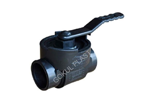 PP TOP ENTRY BALL VALVE